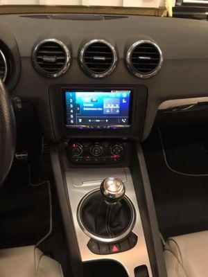 Audi TT RS -1