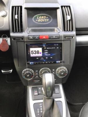 Land Rover Freelander-1