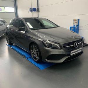 Mercedes A-klasse 11