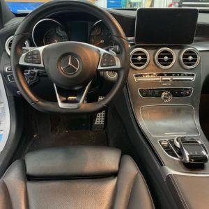 Mercedes C-klasse 3