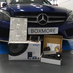 Mercedes C Klasse 13