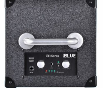iDance Audio Mini Blue