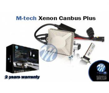 M-Tech Bi Xenon H4 6000K Canbus