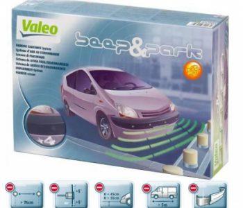 VALEO Valeo Beep & Park kit 4
