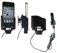 Actieve telefoonhouder voor Apple iPhone 4 en 4S