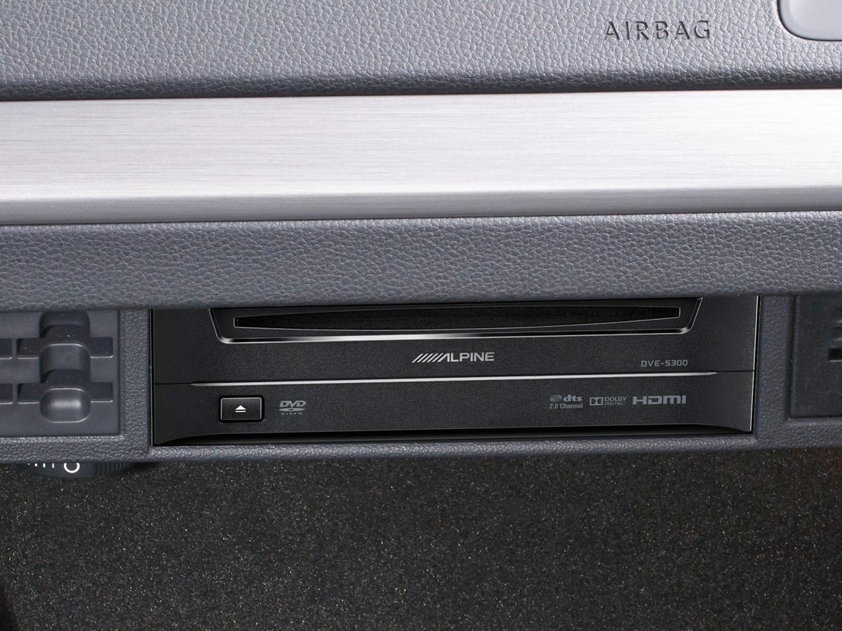 alpine dve 5300g dvd player for volkswagen golf 7 d. Black Bedroom Furniture Sets. Home Design Ideas