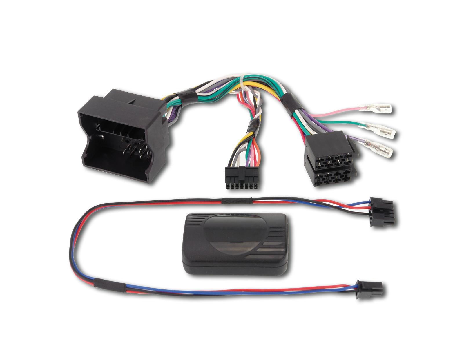 Alpine APF-X101VW – CAN to UART interface for VW platforms (MIB-PQ)