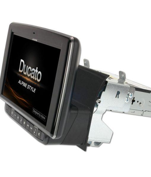 alpine x901d du navigatie systeem voor fiat ducato 3. Black Bedroom Furniture Sets. Home Design Ideas