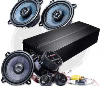 Audio upgrade Renault