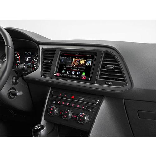 Seat-Leon-Mobile-Media-System-iLX-702LEON-USB-Audio