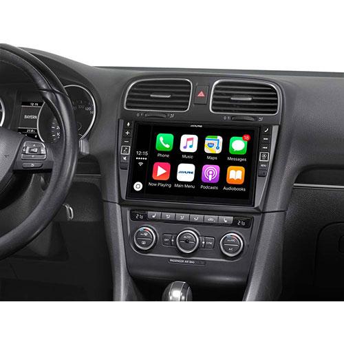 VW-Golf-6-Mobile-Media-System-i902D-G6-with-Apple-CarPlay