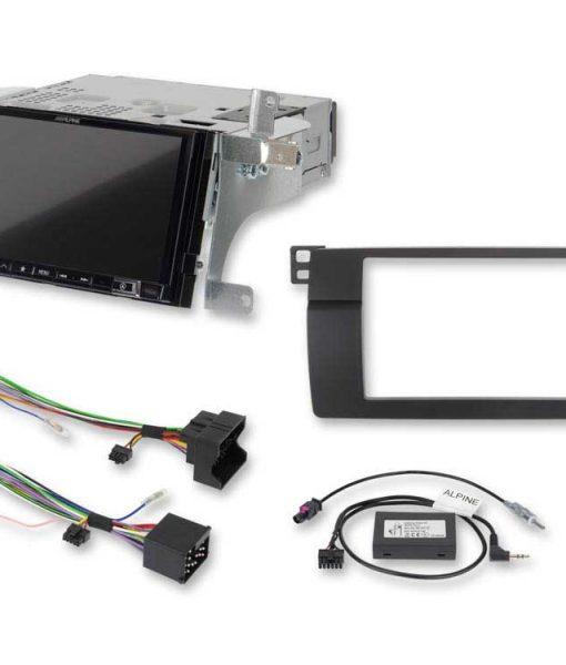 Multimedia systeem BMW 3-series E46 - iLX-702E46 - D & B