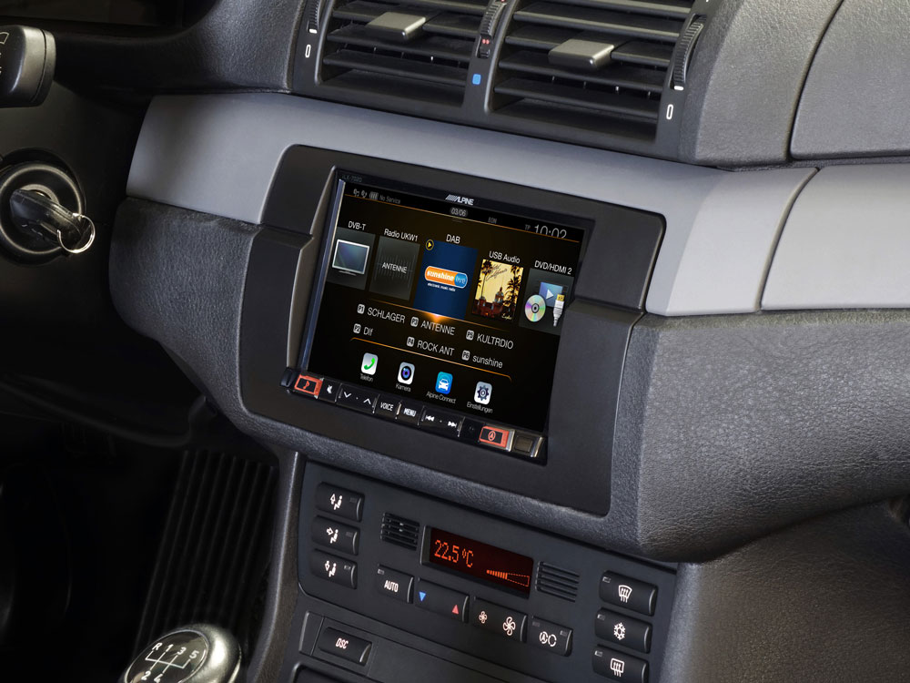 Multimedia systeem BMW 3-series E46 – iLX-702E46