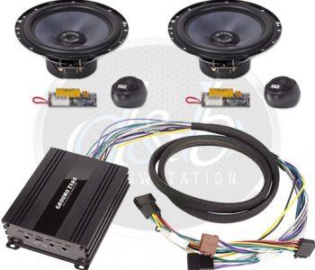 Audio upgrade Alfa