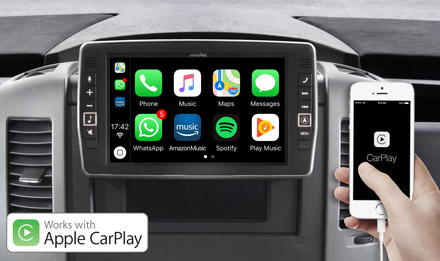 Mercedes-Sprinter-Works-with-Apple-CarPlay-X902D-S906