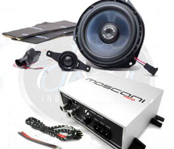Audio upgrade Fiat Ducato