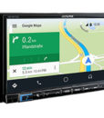 Navigation-System-INE-W710D-AndroidAuto-map