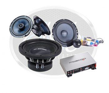 Audio upgrade Volkswagen Transporter T5/T6