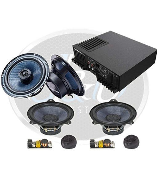 bmw E46 audio upgrade