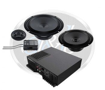 Audio upgrade Mercedes CLK