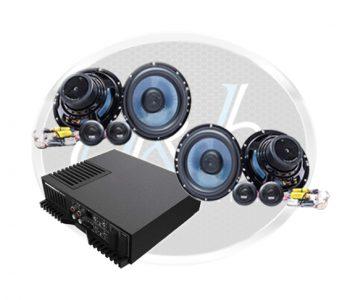 Audio upgrade Mercedes A klasse pakket 2