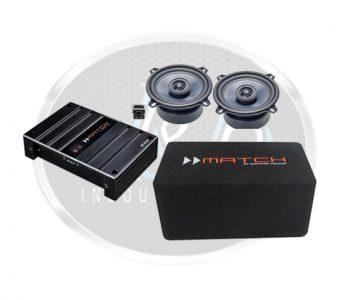 Audio upgrade Peugeot 107