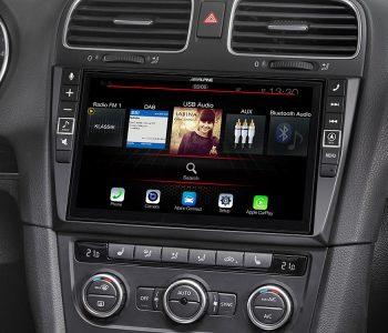 VW-Golf-6-Navi-X903D-G6-USB-Audio