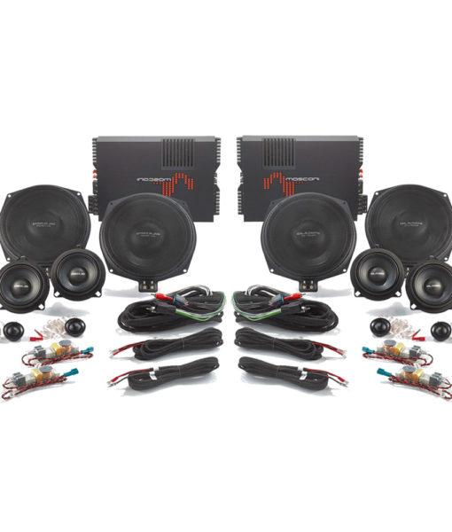 Audio upgrade pakket Range Rover – landrover