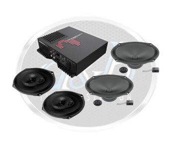 Audio upgrade Dodge Ram 1500