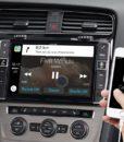 VW-Golf-7-Navigation-System-X903D-G7-with-Apple-CarPlay-Music