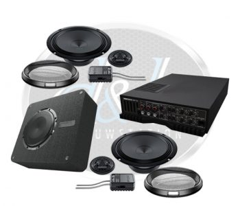 audio upgrade pakket 4