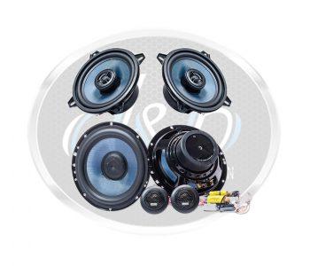 Audio upgrade Peugeot 108