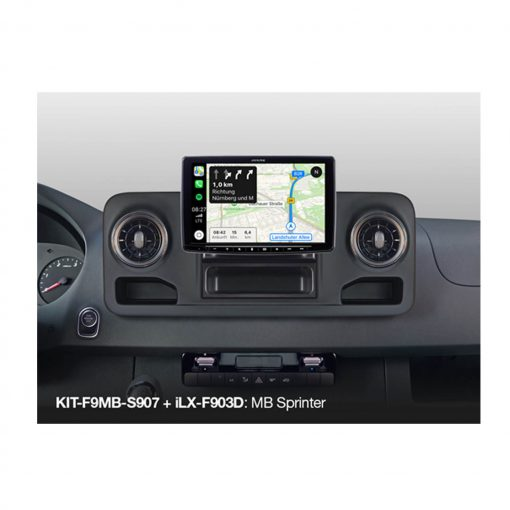 KIT-F9MB-S907 with iLX-F903D