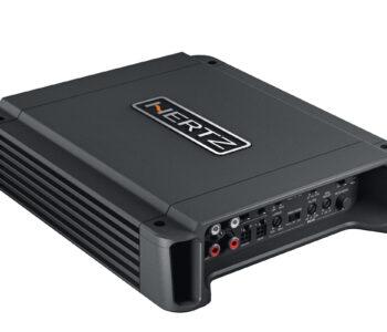 Hertz Compact Power D-CLASS 4 CHANNEL AMPLIFIER