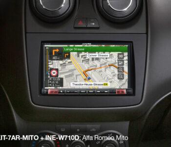 Navigation-in-Alfa-Romeo-MITO_INE-W710D_with_KIT-7AR-MITO