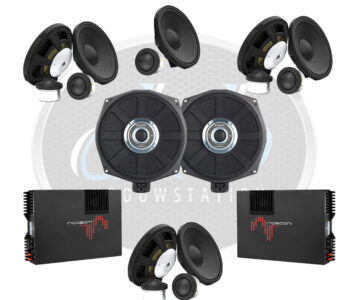 Audio upgrade BMW met Harman Kardon