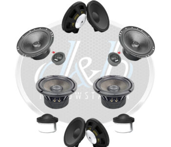 Audio upgrade Range Rover Velar